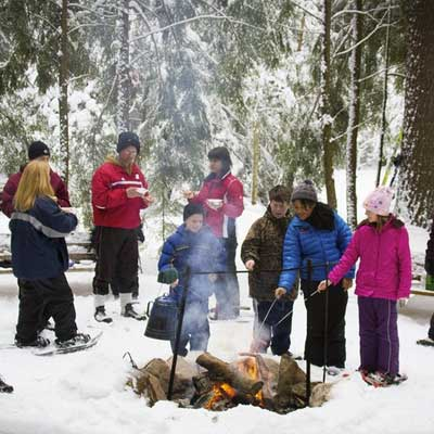 Winter Family Camp