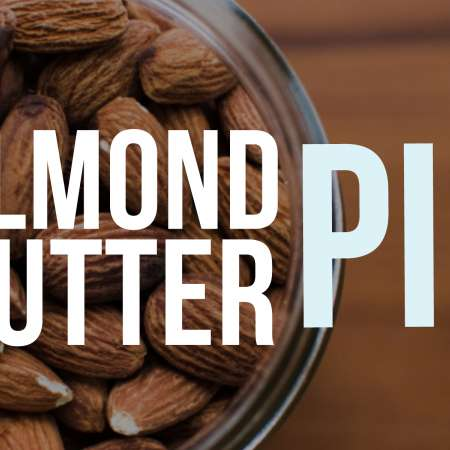 Almond Butter Pie