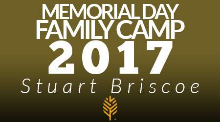 Memorial Day Family Camp 2017
