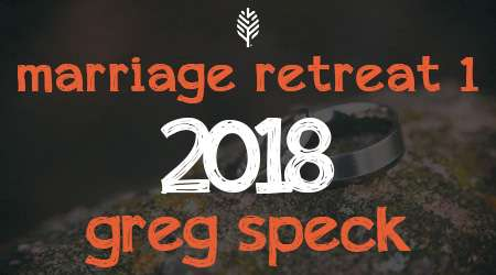 Marriage Retreat 1 2018